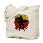 Hawg Quest Tote Bag