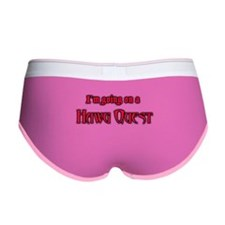 Hawg Quest Women's Boy Brief