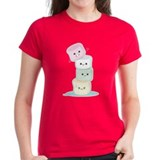 Stacked Marshmallows Tee-Shirt