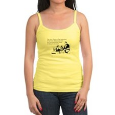 Mother's Day Celebration Jr. Spaghetti Tank