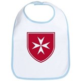 Cross of Malta Bib