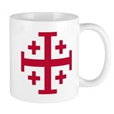 Cross Potent Coffee Mug