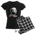 Ron Paul Revolution Women's Dark Pajamas