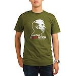 Ron Paul Revolution Organic Men's T-Shirt (dark)