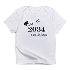 Born in 2012/College Class of 2034 Infant T-Shirt
