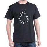 Evolution Spiral  T-Shirt