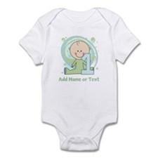 Custom Boy 1st Birthday Infant Bodysuit