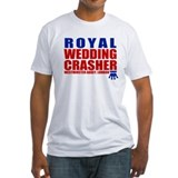 Royal Wedding Crasher  Shirt