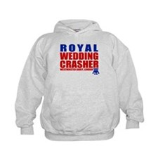 Royal Wedding Crasher Hoodie
