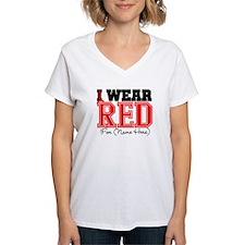 Custom I Wear Red Shirt
