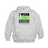 Custom Lymphoma I Wear Hoody