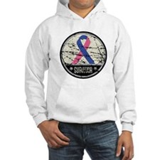 Survivor - Male Breast Cancer Hoodie