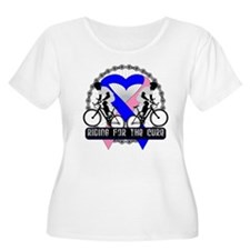 Male Breast Cancer Ride T-Shirt