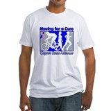 Moving MaleBreastCancer Cure Shirt