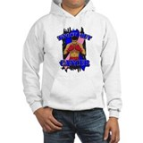 Knock Out Male Breast Cancer Hoodie