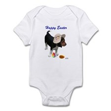 Easter Beagle 1 Infant Bodysuit