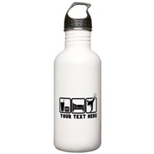 EAT-SLEEP-TKD Water Bottle