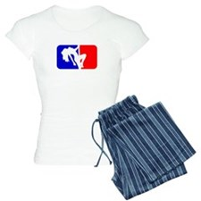 Major League Stripping pajamas