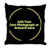 Photo cushion Throw Pillows
