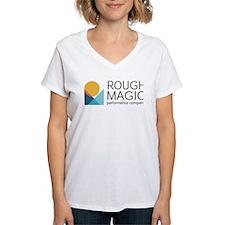 Customizable Baseball Design T-Shirt
