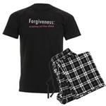 Forgiveness Men's Dark Pajamas