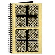 Celtic Square Cross Journal