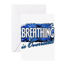 Overrated Greeting Cards (Pk of 20)