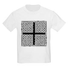 Celtic Square Cross Kids T-Shirt