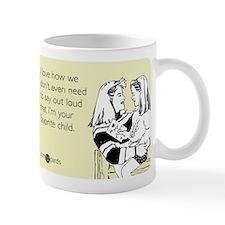 Favorite Child Small Mugs