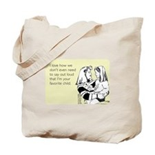 Favorite Child Tote Bag
