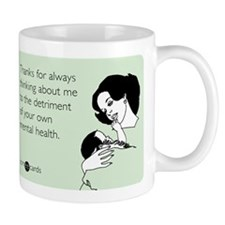 Detriment To Your Health Mug