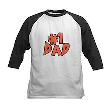 Number One Dad Tee