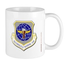 Unique Military airlift command Mug