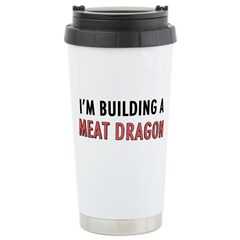 Meat Dragon Ceramic Travel Mug