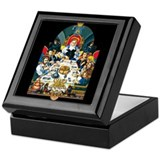 Passover Seder Dinner Keepsake Box