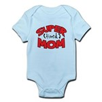 Super Tired Mom Infant Bodysuit