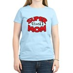 Super Tired Mom Women's Light T-Shirt