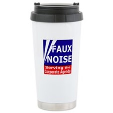 Fox News - Faux Noise Ceramic Travel Mug