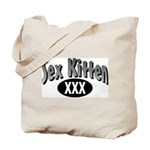 Sex Kitten Tote Bag