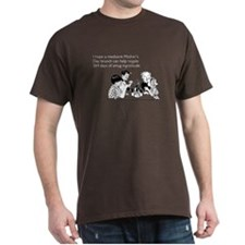 Smug Ingratitude Dark T-Shirt