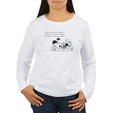 Smug Ingratitude Women's Long Sleeve T-Shirt