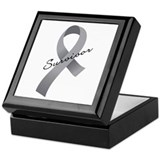 Brain Tumor Survivor Keepsake Box