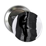 "Rock Climbing Silhouette 2.25"" Button (10 Pk)"