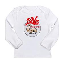 LOVE MACHINE Long Sleeve Infant T-Shirt