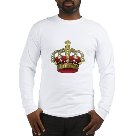 Royal Crown Long Sleeve T-Shirt
