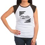 MustangFlags Women's Cap Sleeve T-Shirt