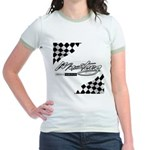 MustangFlags Jr. Ringer T-Shirt