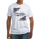MustangFlags Fitted T-Shirt