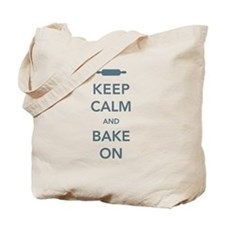 Keep Calm & Carry On Tote Bag