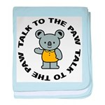 Cute Koala baby blanket